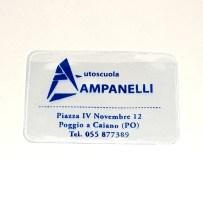 Gadget porta patente per Autoscuola Campanelli