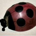 Gadget coccinella a calamita dell'Esso