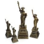 Statua della Libertà in stile liberty