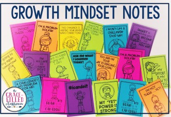 Back to School Tips: Creating a Growth Mindset Community