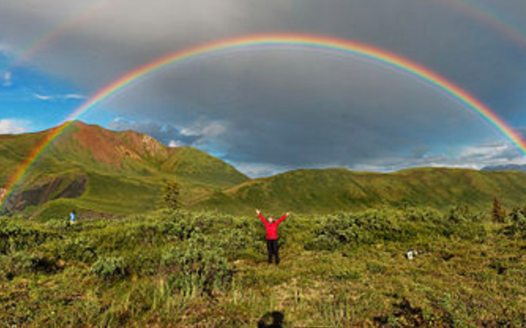 What The Gay Pride Movement Should Know About God's Rainbow