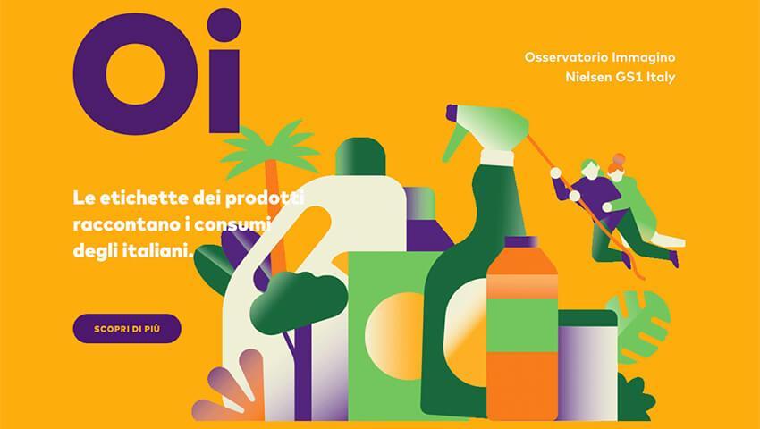 Online la settima edizione dell'Osservatorio Immagino Nielsen GS1 Italy
