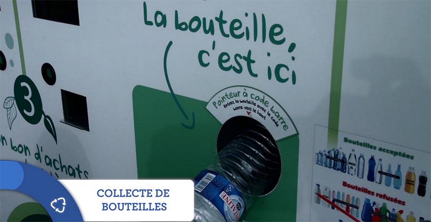 Francia: da Lidl e Auchan Ecobox per raccogliere bottiglie di plastica