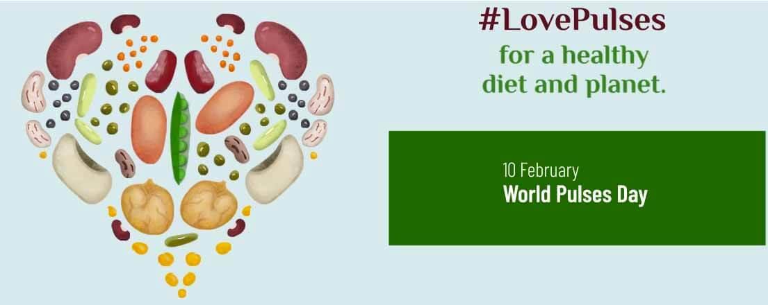 """""""Ama i legumi, per una alimentazione sana e un pianeta sano"""" tema della Giornata mondiale dei legumi"""