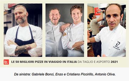 Pizzarium di Gabriele Bonci migliore pizzeria in viaggio d'Italia