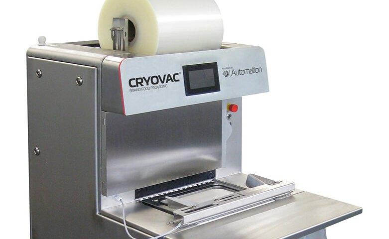 Sealed Air a Meat Tech con una nuova piccola confezionatrice Cryovac