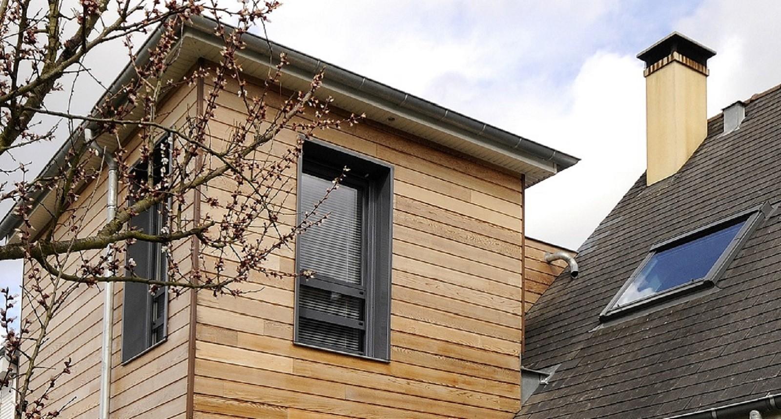 le prix extension bois 10m2 agrandir