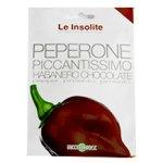 semi di peperone piccantissimo - Habanero Chocolate - Certaldo