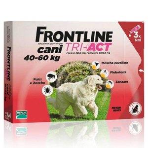 Frontline Triact per cani di taglia-40-60kg - Certaldo