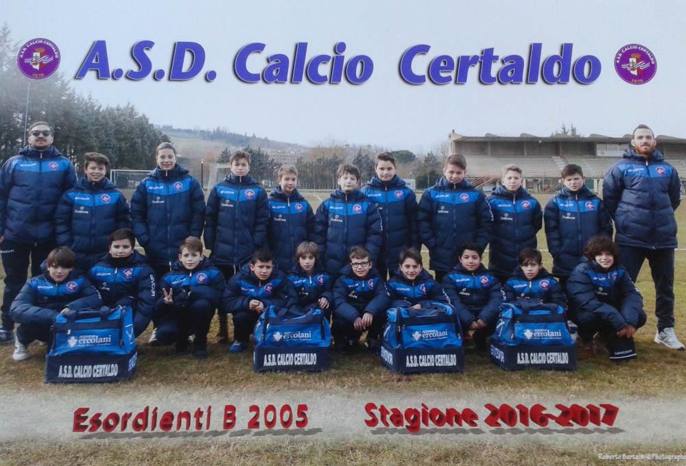 Agraria Ercolani Sponsor Esordienti Certaldo