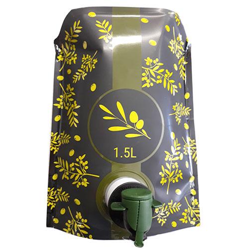 Bag in box per Olio
