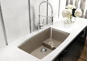 Blanco 440067 Performa Single-Basin Undermount Granite Kitchen Sink