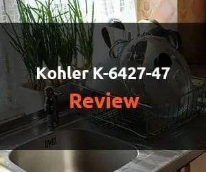 Kohler K-6427-47 Review
