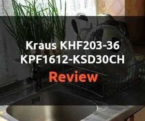 Kraus Khf203-36-kpf1612-ksd30ch Review