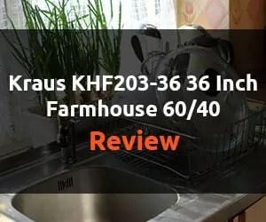 Kraus khf203- 60/40 review