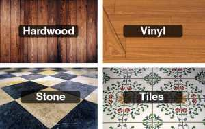 Know about Types of Kitchen Floors and Materials