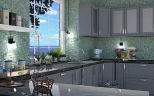 Interior Kitchen Design with Ease