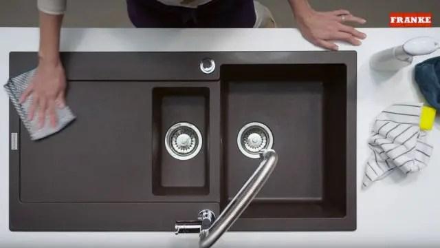 How to Clean a Franke Sink