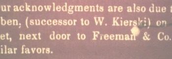T.N. Hibben buys Kierski & Co. in Victoria