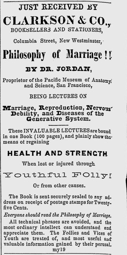 (British Columbian, August 29, 1866)