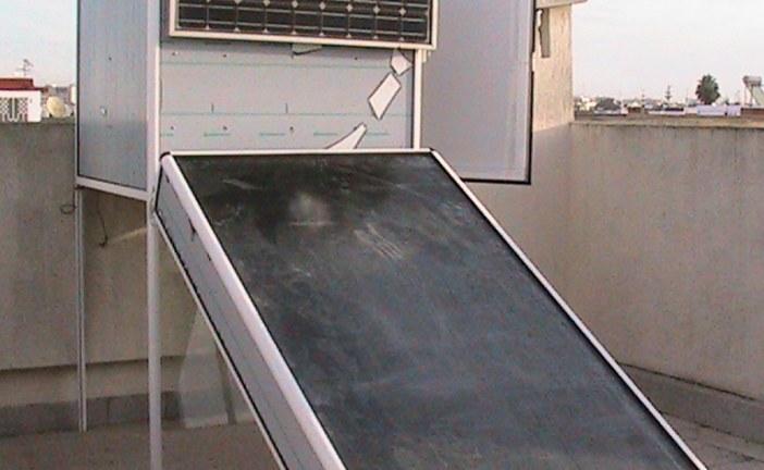 Innovation : Séchoir solaire