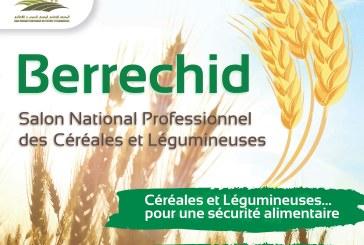 Salon Professionnel des Céréales et Légumineuses à Berrechid