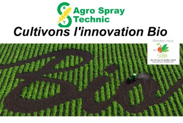 Agro Spray Technic au SIAM 2019