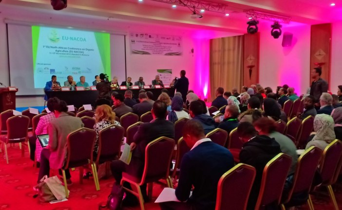 Première Conférence UE-Nord-Africaine sur l'agriculture biologique