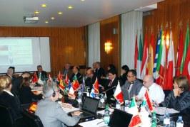 Réunion des membres du Conseil d'Administration  du CIHEAM