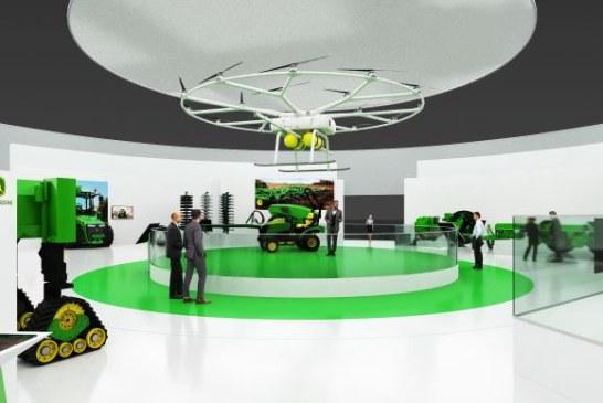 AGRICULTURE DU FUTUR : Que seront vos tracteurs dans 10 ans?