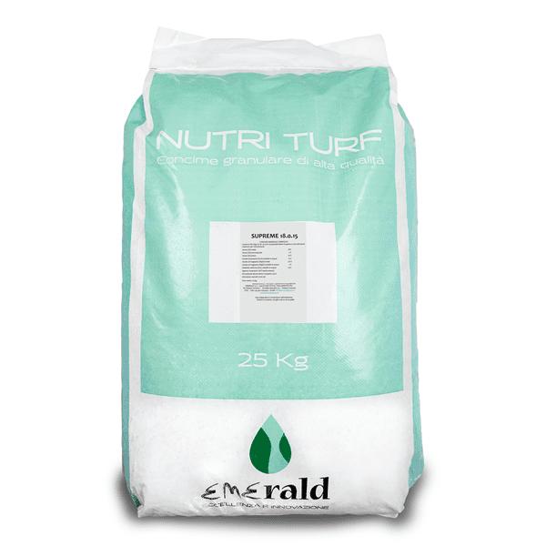 Concime NUTRITURF Supreme 18-5-15