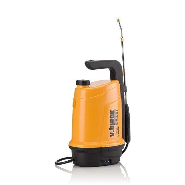 Pompa elettrica 5L V.Black Smart