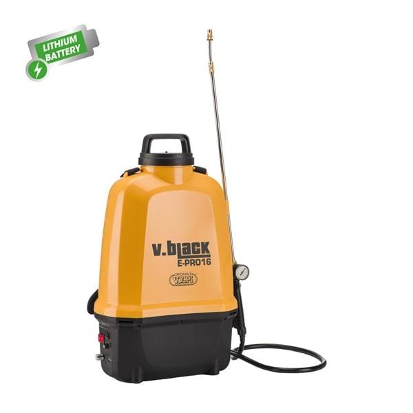 Pompa elettrica 16L V.Black E-Pro 16