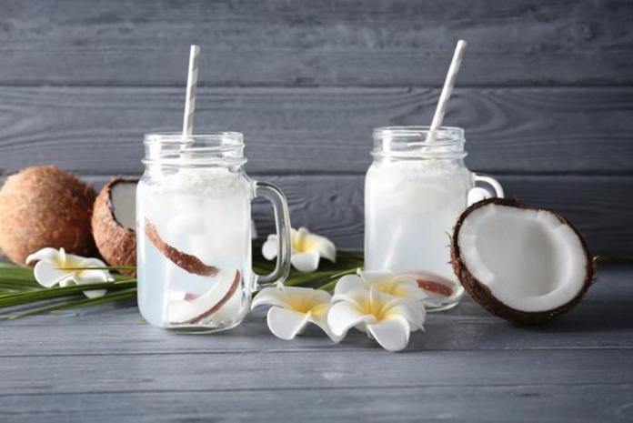 cocunut water