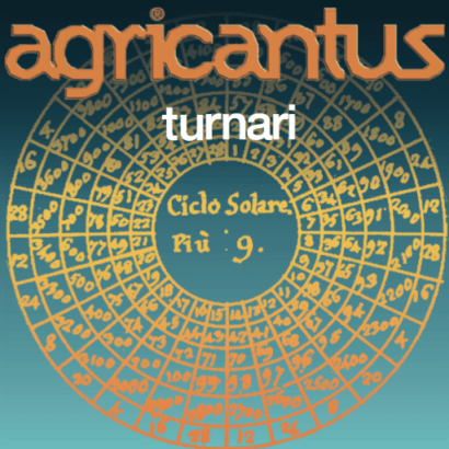 Agricantus - cover Turnari