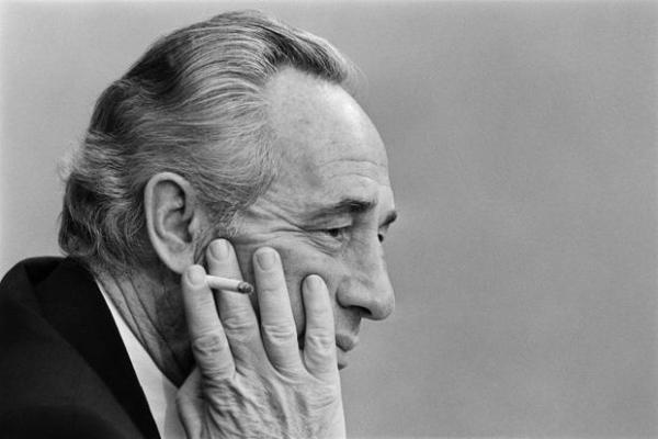 Shimon Peres (1923 - 2016)
