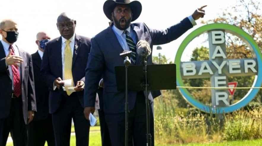 John Wesley Boyd è il fondatore e presidente della National Black Farmers Association