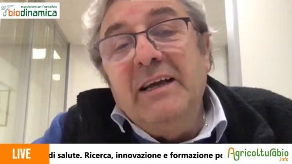 Fabio Brescacin al Convegno internazionale di agricoltura biodinamica
