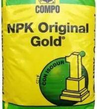 Miniatura per l'articolo intitolato:Nitrophoska Gold NPK 15-9-15