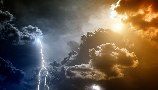 Atmospheric weather veriables