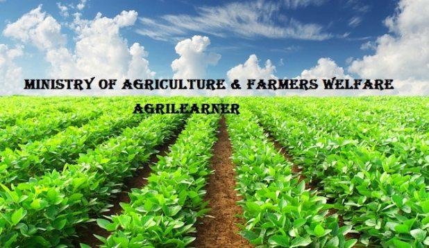 Schemes of Agriculture & Farmers Welfare