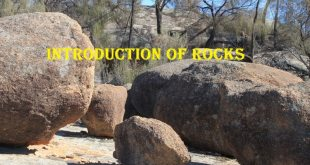 Introduction of Rocks
