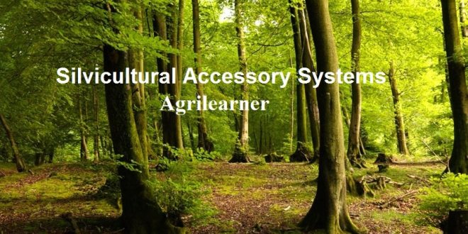 Silvicultural Accessory Systems