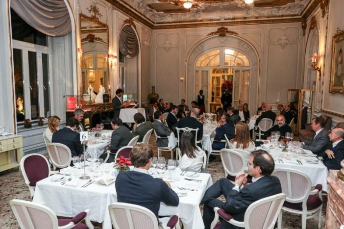 Wine & Executive Club  - jantar - Vida Rural