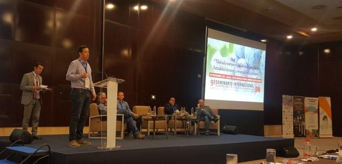 Huelva recebeu Seminário internacional do Mirtilo