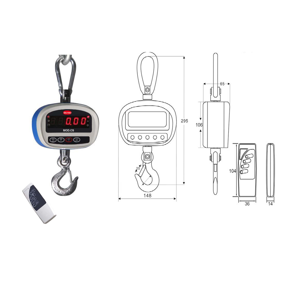 Multifunction Electronic Dynamometer Wunder Mod With