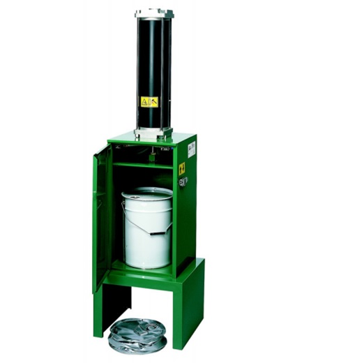 Ag-mac PC206 Pneumatic Can Crusher