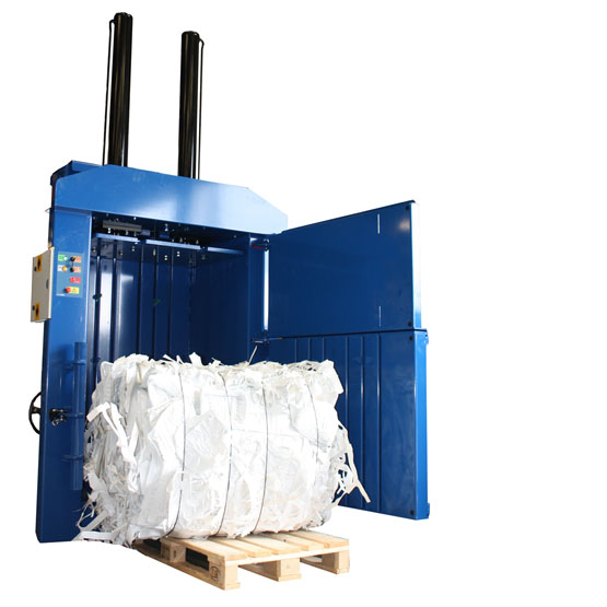 Heavy Duty Waste Balers