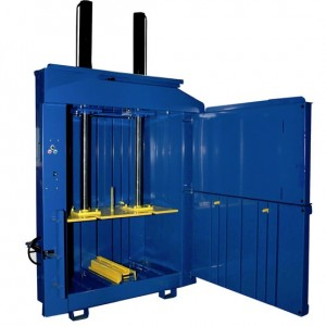 Ag-mac V550 Mill Waste Baler