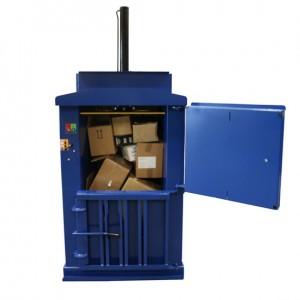 Ag-mac V75 Waste Cardboard Baler